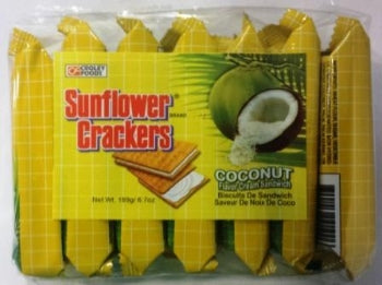 Coconut Cream Cracker