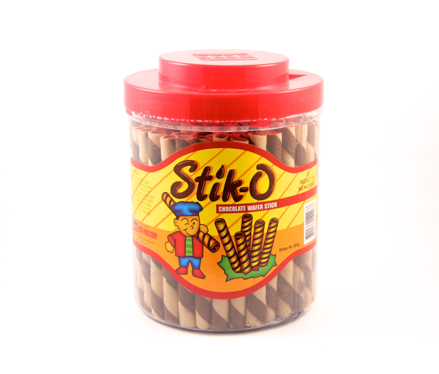 Stik-O Chocolate Wafer Sticks