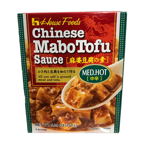 Mapo Tofu Medium-Hot