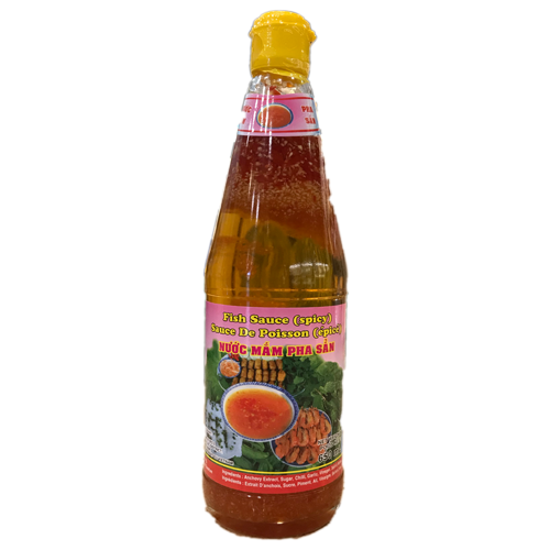 Fish Sauce Spicy