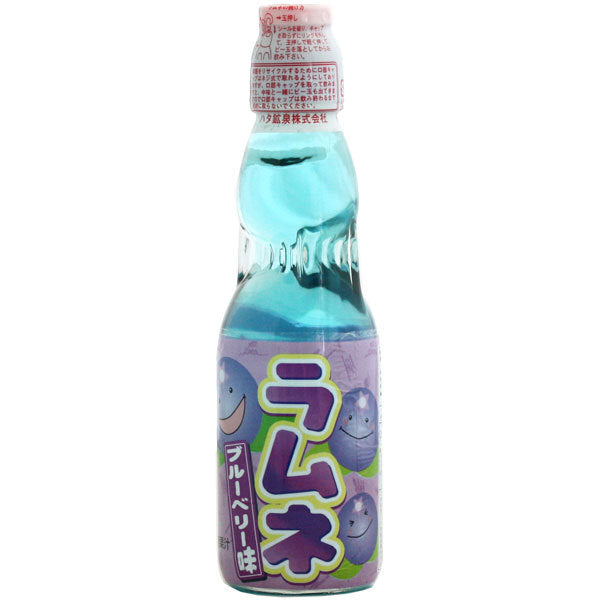 Ramune Blueberry Soda 6.6 FL OZ