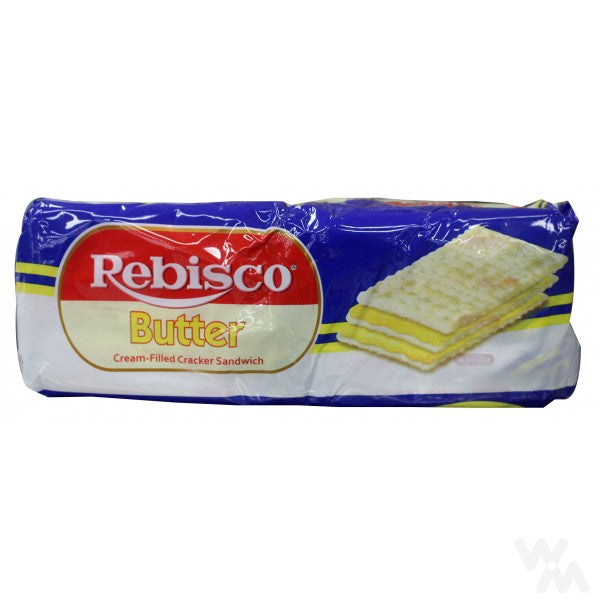 Rebisco Butter Cream Filled Sandwich Cracker