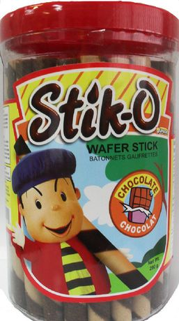 Stik-O Chocolate Wafer Sticks 280G