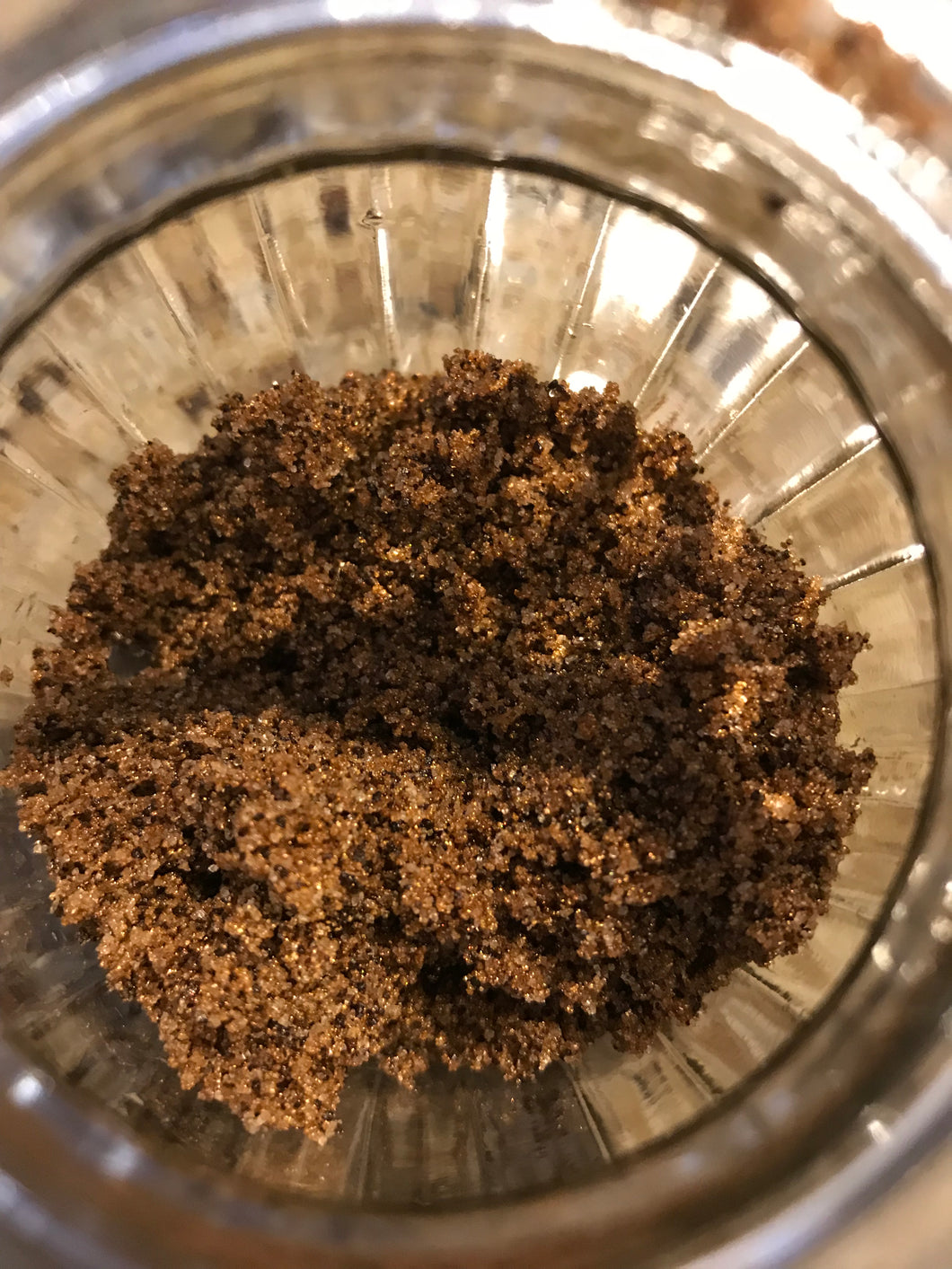 Coffee Shimmer Sugar Scrub