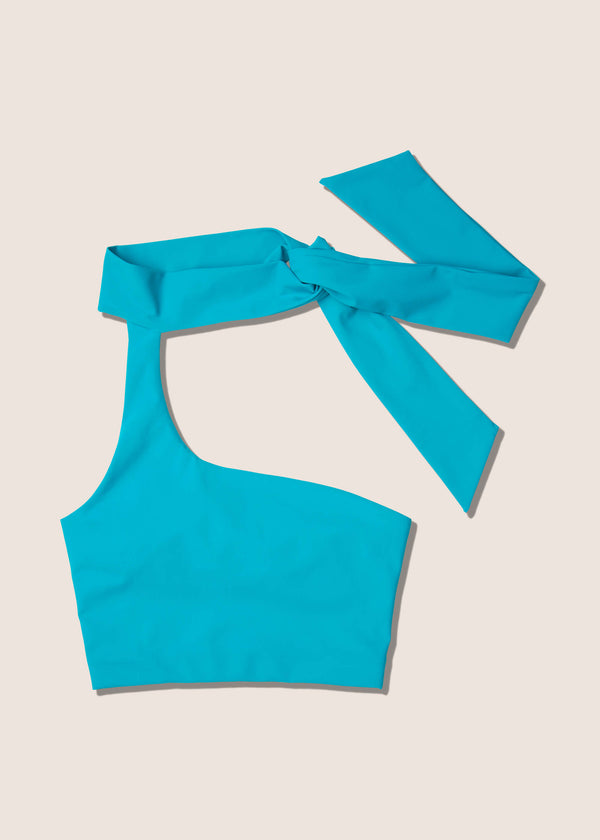 Emilia Top (Cheer Blue)