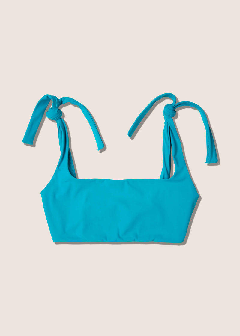 Laura Top (Cheer Blue)