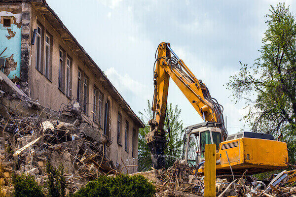 Demolition Safety, Hazards, Procedures, Checklist, Manual