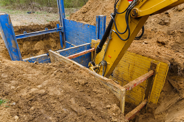 Excavation Safety, Hazards, Risk Assessment, and Controls