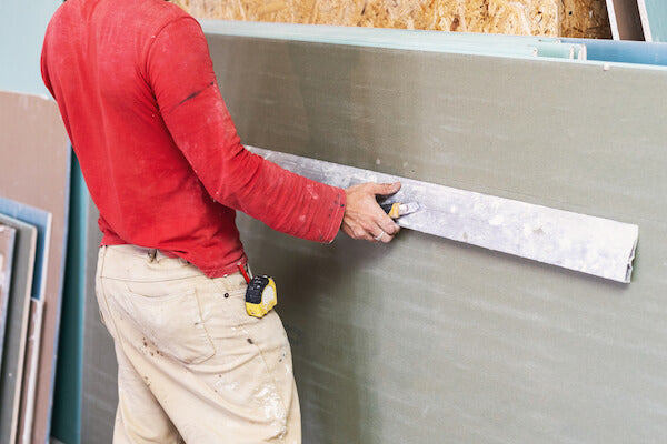 Drywall Safety, Health, Hazards, JSA, Dust, Safety Manual
