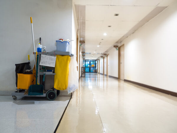 Janitorial Safety - Custodial Safety