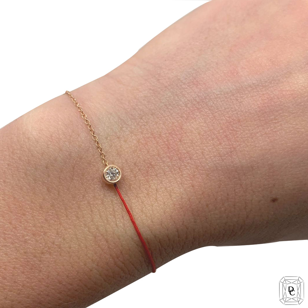 Karma Diamond Bracelet