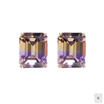 Ametrine Earrings