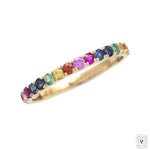 Rainbow Ring 2mm