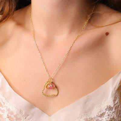Collier Nuage Sunrise