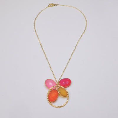 Collier Rond Sunrise