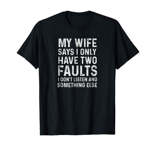 Xmas Gifts For Men That Have Everything Funny Husband Shirt