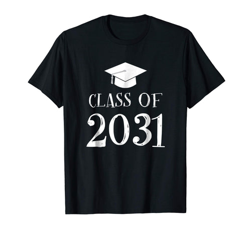 Class of 2031 Grow with me Shirt - First Day of School Shirt