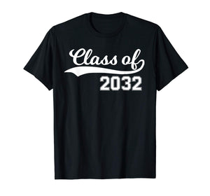 Class of 2032 Grow With Me Shirt First Day of School T-Shirt