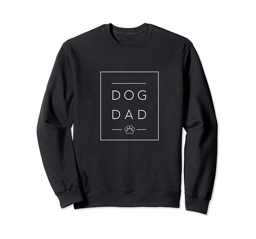 Rescue Dog Dad AF Sweater | Dog Daddy Father's Day Gift