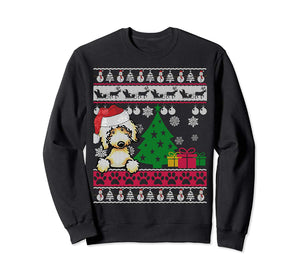 Labradoodle Ugly Christmas Sweater Xmas Dog Gift Sweatshirt