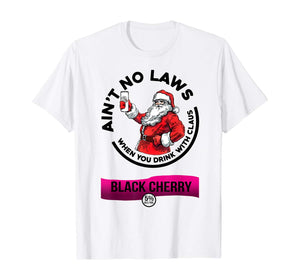No Claws With The Laws Black Cherry New 2019 Christmas Gifts T-Shirt