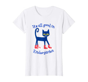 It's all good in Kindergarten- Back to school shirt