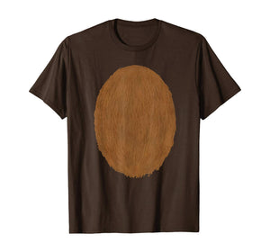 Reindeer Belly Costume Christmas Reindeer DIY Men Women Kids T-Shirt