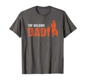 Mens Halloween The Walking Dad - Best Father Son Daughter Dead T-Shirt