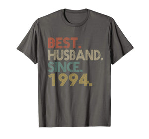 Mens 25th Wedding Anniversary Gifts Best Husband Since 1994