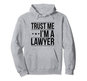 Funny Attorney Lawyer Law School Hoodie Graduation Gift