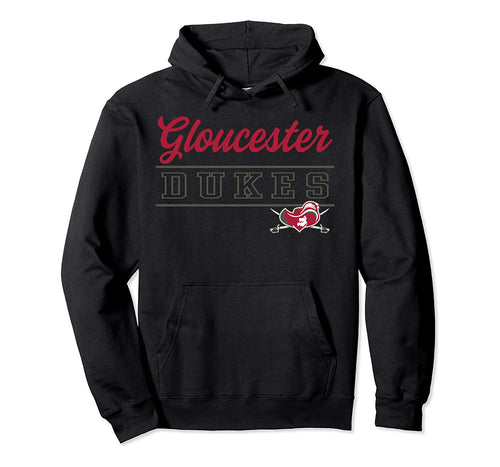 Gloucester High School Dukes Pullover Hoodie C4