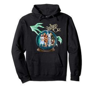 Wizard of Oz Crystal Ball Pullover Hoodie