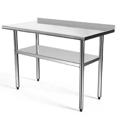 48inch x 24inch Stainless Steel Workbench Nurxiovo sale