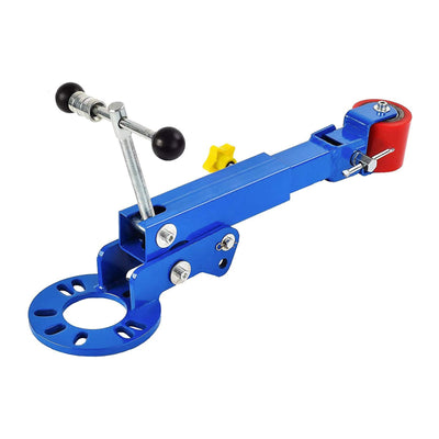 SUNCOO Fender Roller Tool, Heavy Duty Lip Rolling Extending Tools, Wheel Arch Rolling Tool, Flaring Reformer, Blue