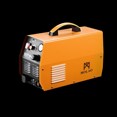 SUNCOO Plasma Cutter Electric Inverter DC Cutting Machine Dual Voltage 20-40 AMP 120/230V 1/2'' Clean Cut with Plug, Free Mask