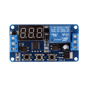 12V LED Digital Automation Display Module