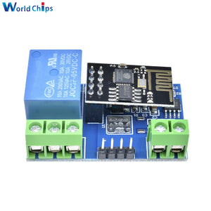 Network WIFI Relay Module Internet of Things (IOT) for Home Automation