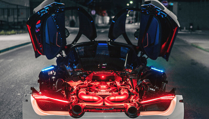 3D Printing Technology Helps to Build New McLaren 720s-03