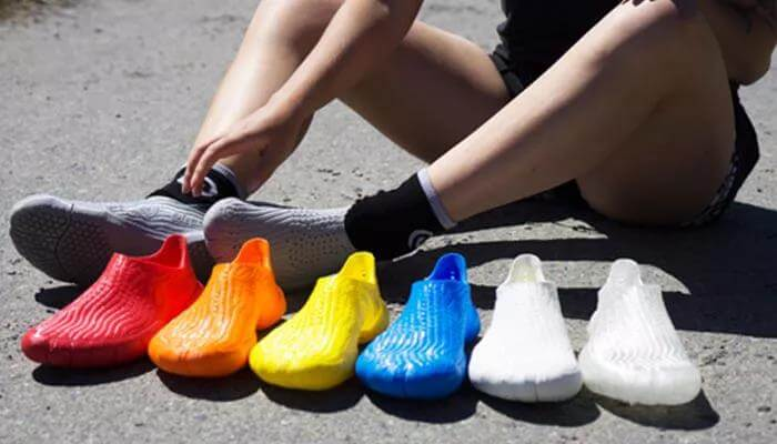 3D Printed Shoes, Will you Try to Wear Them-03