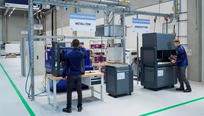 BMW Has Opened A New Additive Manufacturing Center to Produce Prototypes and Parts-01