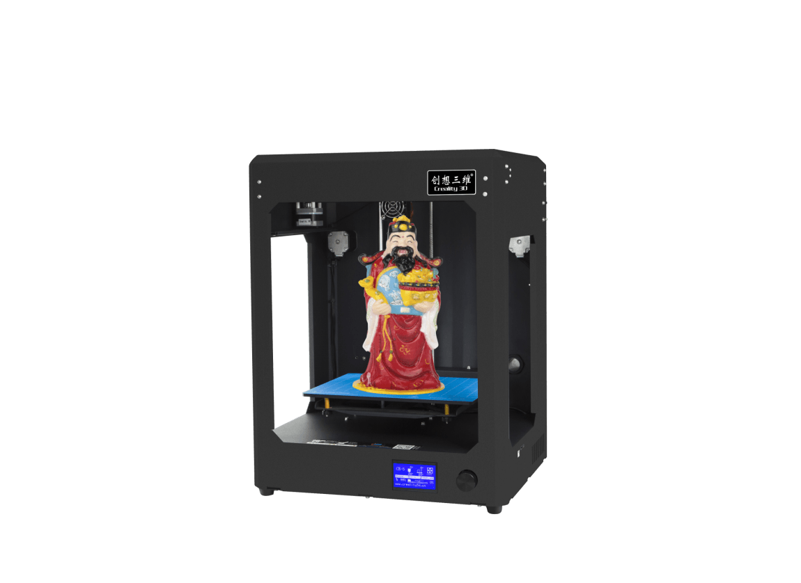 Industrial 3D Printer Purchase Guide Customize One You Like-creality-3d-printer-01