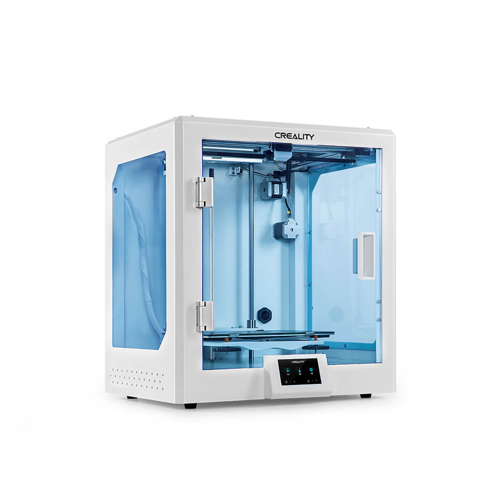 Why Does A 3D printer Have A Totally Enclosed Type-01