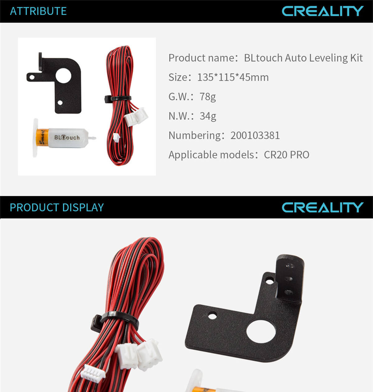 creality-3d-bLtouch-auto-leveling-kit-11