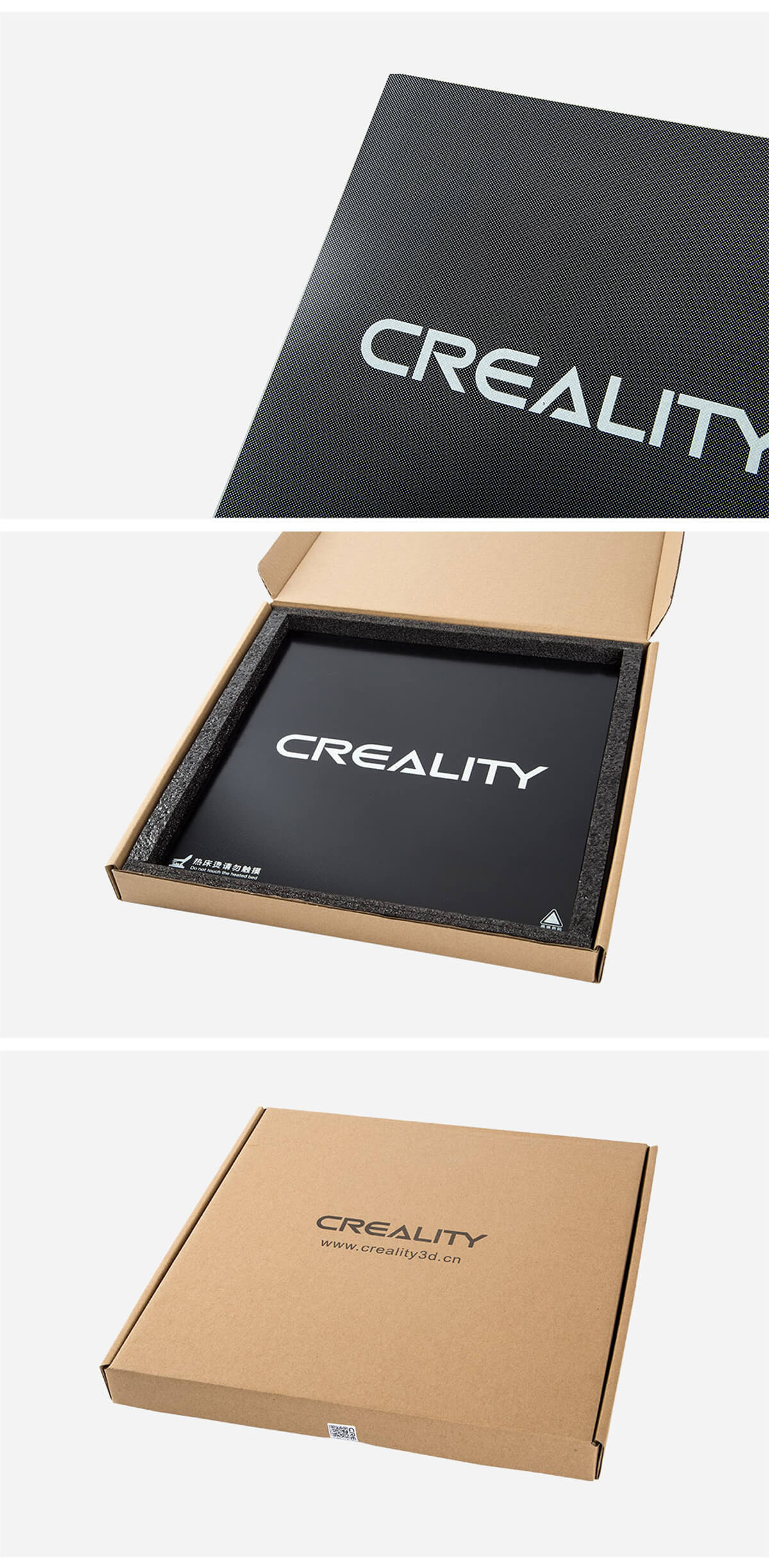 creality-3d-printer-Ender-3-Carbon-Silicon-Platform-Glass-13