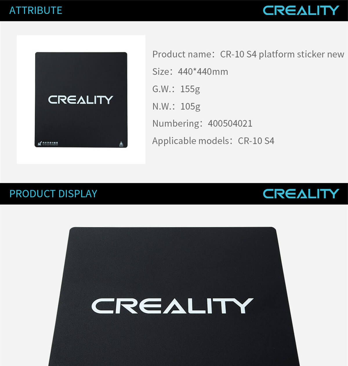 creality-3d-printer-cr-10-s4-platform-sticker-new-11