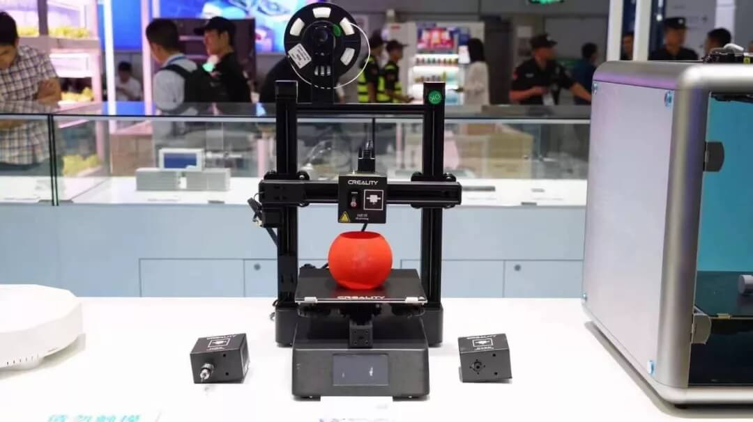 creality-3d-printer-hi-tech-fair-11