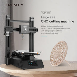 Creality3d CP-01 High-precision Laser Engraving CNC Cutting 3D Printer
