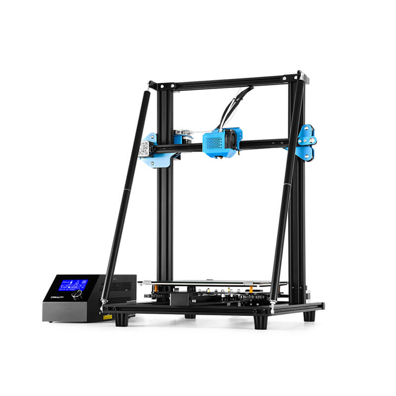 Creality3d CR-10 V2 Two-way Spheroid Heat Dissipation 3D Printer