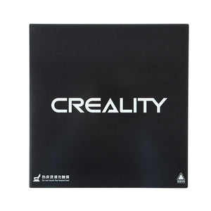 CR-10S Carbon Silicon Platform Glass