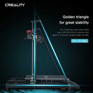Creality3d CR-10Max 450*450*470mm Auto leveling Resume Print 3D Printer